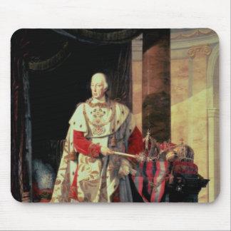Emperor Francis I of Austria, 19th century Mouse Mat