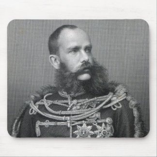 Emperor Franz Joseph I of Austria Mouse Mat