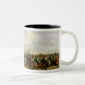 Emperor Franz Joseph I of Austria Two-Tone Coffee Mug
