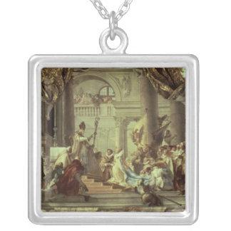 Emperor Frederick Barbarossa's wedding Silver Plated Necklace