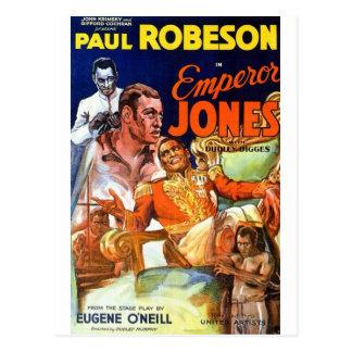Emperor Jones Postcard