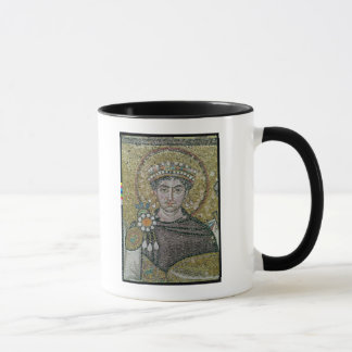 Emperor Justinian I  c.547 AD Mug