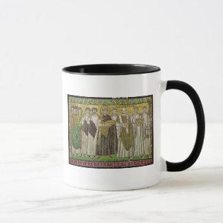 Emperor Justinian I Mug