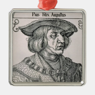 Emperor Maximilian I of Germany Christmas Ornament