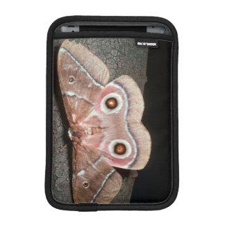 Emperor Moth (Saturniidae) On Tree iPad Mini Sleeve