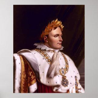Emperor Napoleon Bonaparte Print