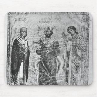 Emperor Nicephorus III Botaniates Mouse Mat