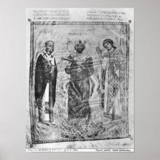 Emperor Nicephorus III Botaniates Poster
