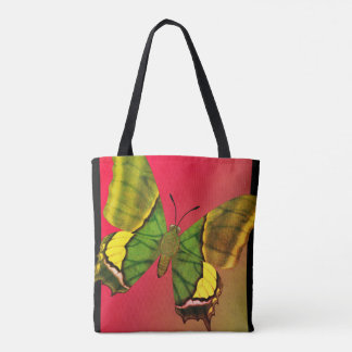 Emperor of India Butterfly Tote Bag