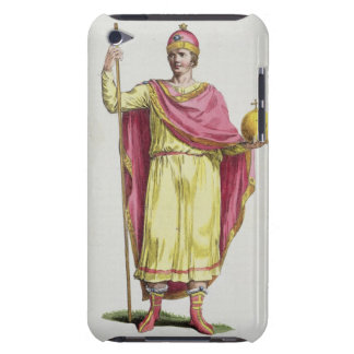 Emperor Otto III (980-1002), engraved by Pierre Du Barely There iPod Case