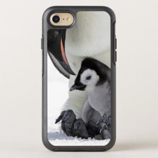 Emperor Penguin At Snow Hill Island OtterBox Symmetry iPhone 8/7 Case
