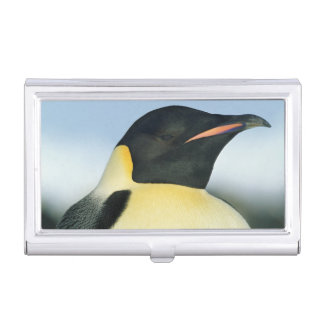 Emperor Penguin Business Card Holder