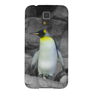Emperor Penguin Galaxy S5 Cover