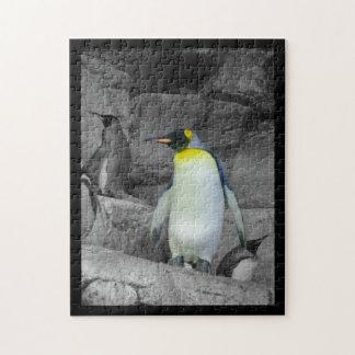Emperor Penguin Jigsaw Puzzle