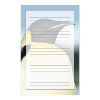 Emperor Penguin Stationery