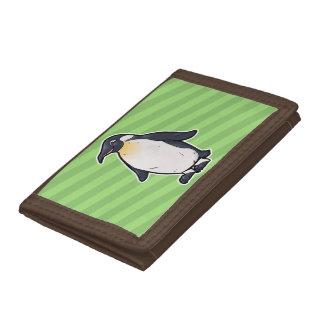 Emperor Penguin Tri-fold Wallet