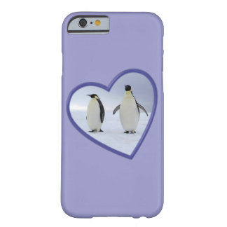 Emperor Penguins Barely There iPhone 6 Case