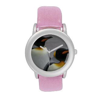 Emperor Penguins Wristwatches