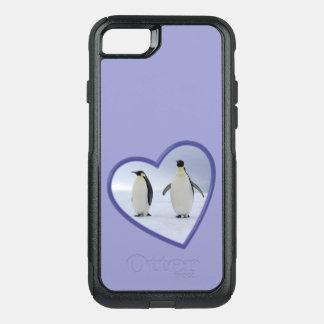 Emperor Penguins OtterBox Commuter iPhone 8/7 Case