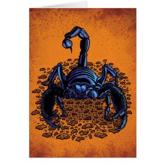 Emperor Scorpion Card