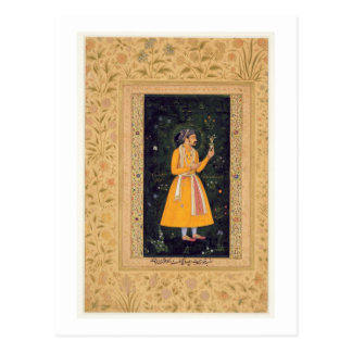Emperor Shah Jahan (1592-1666) (r.1627-1658) as a Postcards