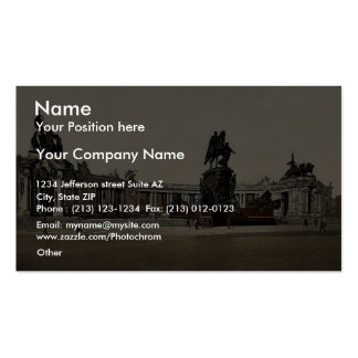 Emperor William I. Monument, general view, Berlin, Business Card Templates