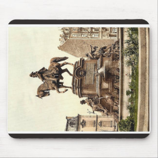 Emperor William's Monument, Cologne, the Rhine, Ge Mousepads