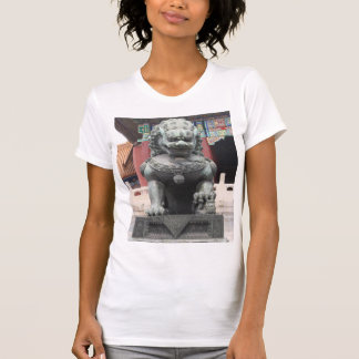 Emperor's Forbidden Palace Chinese Foo Dog Statue T Shirts