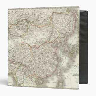 Empire Chinois, Japon - Chinese Empire and Japan 3 Ring Binder