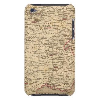 Empire Francais et Royaume d'Italie en 1809 Case-Mate iPod Touch Case