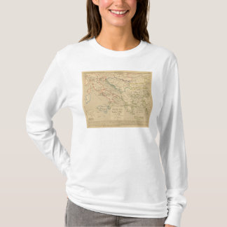 Empire Grec et Royaume d'Italie 774 a 900 T-Shirt