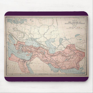 Empire of Alexander the Great Mouse Mat