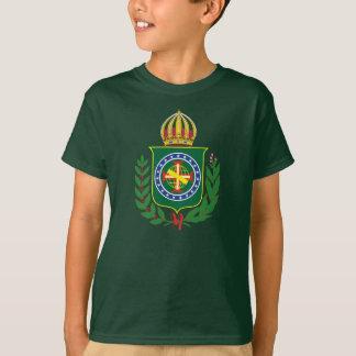 Empire of Brazil emblem T-shirt