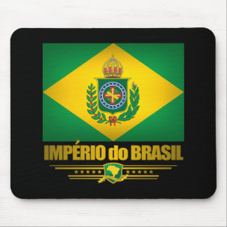 """Empire of Brazil"" Mouse Mat"