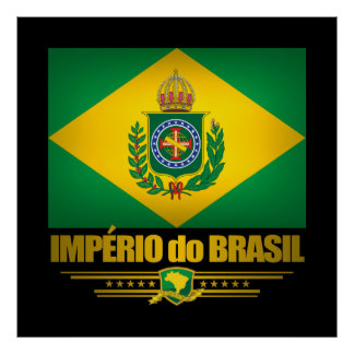 """Empire of Brazil"" Posters & Prints"