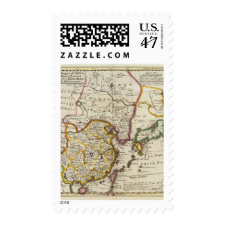 Empire of China, island of Japan Stamp