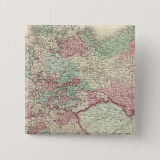 Empire of Germany 15 Cm Square Badge