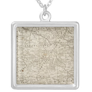 Empire of Germany 2 Silver Plated Necklace