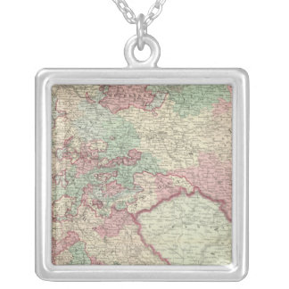Empire of Germany Silver Plated Necklace