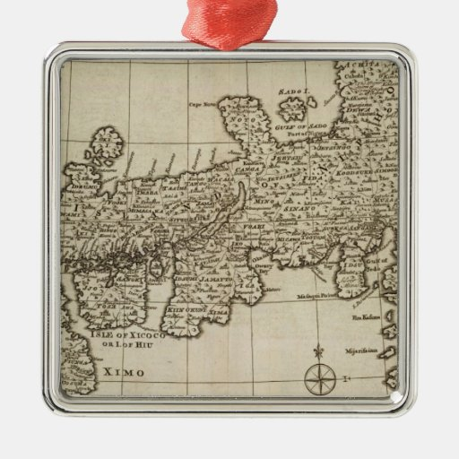Empire of Japan Christmas Ornament