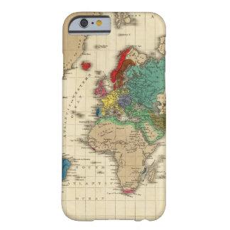 Empire of Napoleon Bonaparte 1811 AD Barely There iPhone 6 Case