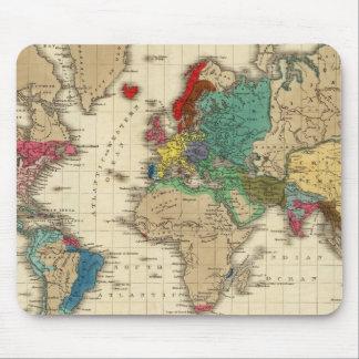 Empire of Napoleon Bonaparte 1811 AD Mouse Pad