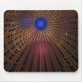 Empire_of_the_Blue_Sun_by_Jellaboom Mouse Pad