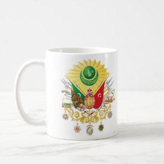Empire Ottoman Basic White Mug