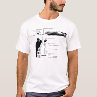 Empire State Big Monkey T-Shirt