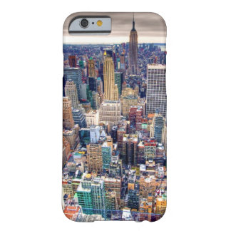 Empire State Building and Midtown Manhattan Barely There iPhone 6 Case