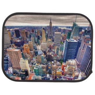 Empire State Building and Midtown Manhattan Car Mat