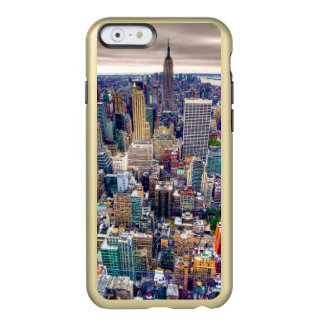 Empire State Building and Midtown Manhattan Incipio Feather® Shine iPhone 6 Case