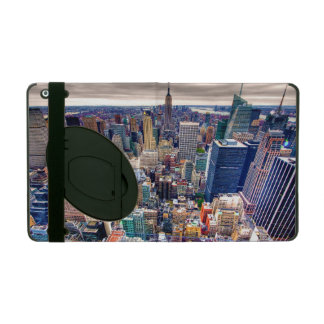 Empire State Building and Midtown Manhattan iPad Case