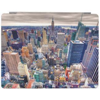 Empire State Building and Midtown Manhattan iPad Cover